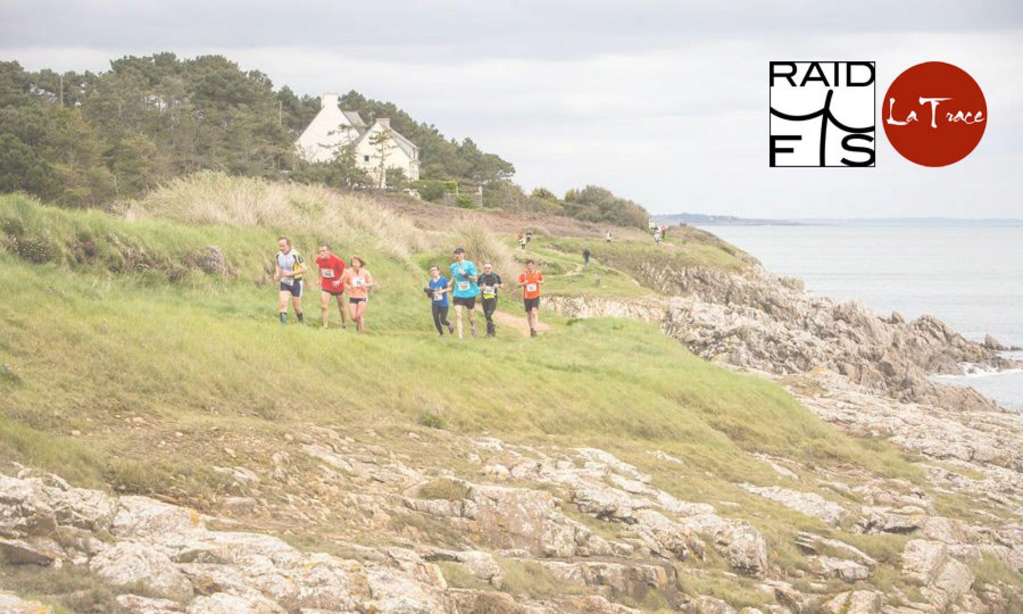 Raid Finistère Sud     -     La trace